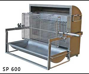 barbecue vertical gaz professionnel. Black Bedroom Furniture Sets. Home Design Ideas
