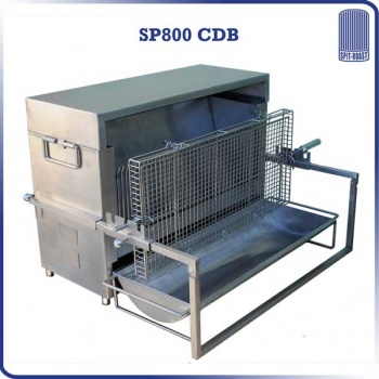 Barbecue 800mm + Grille plate